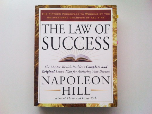 Napoleon hill law of success